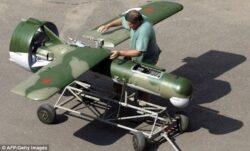 Turkey Shot Down a Russian Drone Around Aleppo