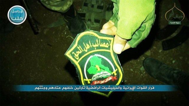 Al Nusrah Front fights Iraqi militia in Aleppo
