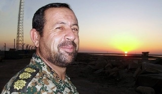 Another Iranian Terrorist Commander Killed in Syria