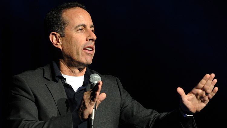 Did You Know Jerry Seinfeld Is of Syrian Descent? - Terror Free Syria