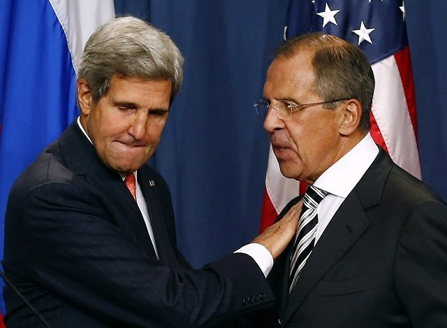 John Kerry Handed Psychopath Assad a Diplomatic Victory