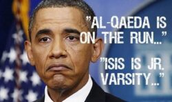 Obama's JV ISIS Team Just Won the #WorldCup of Terror