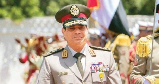 One Big Sign El-Sisi Presidency is Temporary