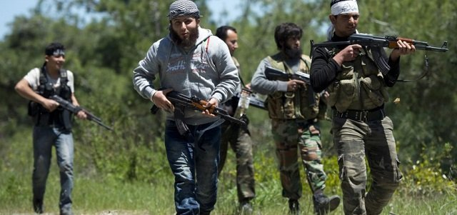Rebels Reassert Control Over Latakia Countryside