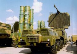 Russia Arming Iran with S-300 Defense System