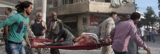 Syria Accused of Attacks on Medical Facilities