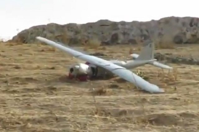 Syrian Rebels Down Two Russian Drones