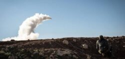 Syrian Rebels Struck Russian Military Base Near Latakia