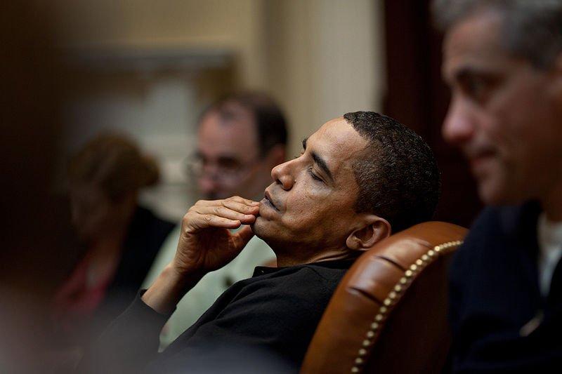 Wake Up, Mr. President