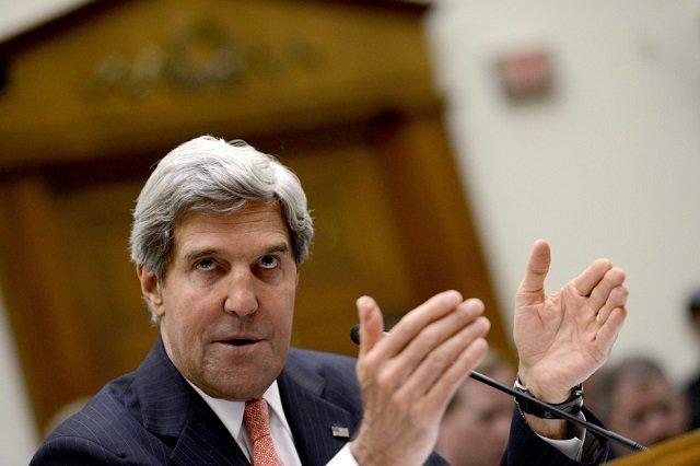 What Assad Transition Period Mr. John Kerry?