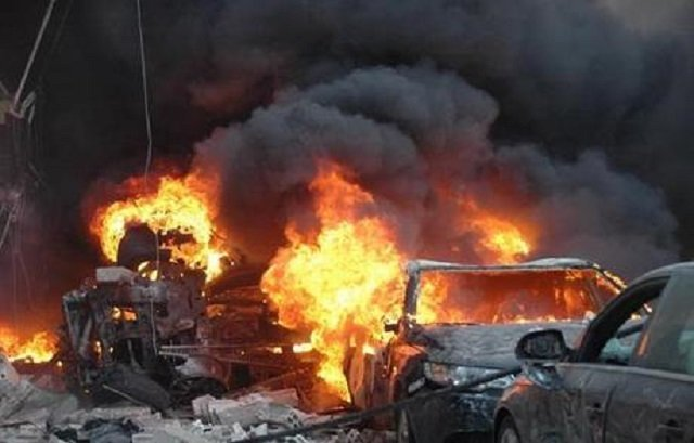 Car Blast Kills 16 in Alawite District in Homs
