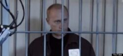 Falafel Interviews Putin in His Prison Cell