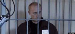 Falafel Interviews Putin in His Prison Cell
