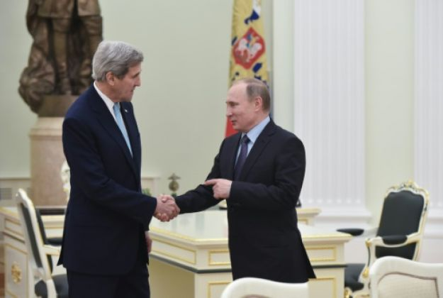 It Really Matters Little What Kerry Says or Putin Does