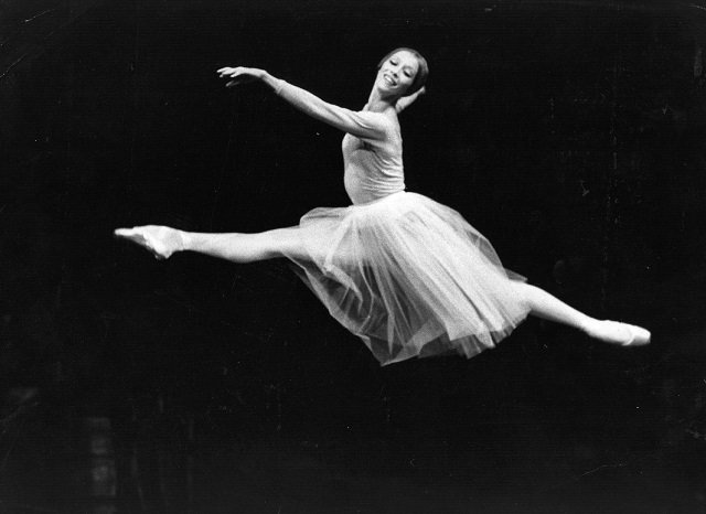 John Kerry is the Russian Ballerina Twisting in the Air Like a Chiffon Doll