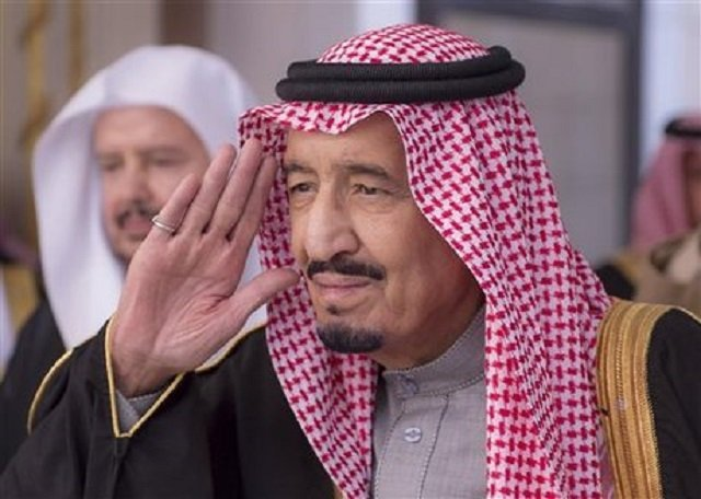 King Salman Rightfully Blames Psychopath Assad for Rise of Islamic State