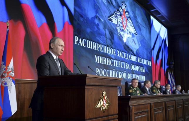 Putin Is Instigating ISIS to Battle The Moderates