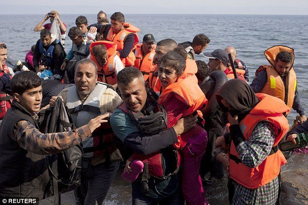 Remove Assad From Power for Syrian Refugees to Return Home