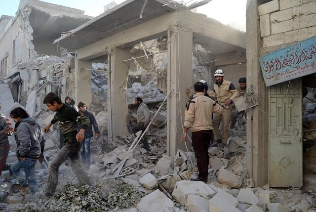 Russian Airstrikes in Syria Seem to Be Hurting Civilians More Than ISIS