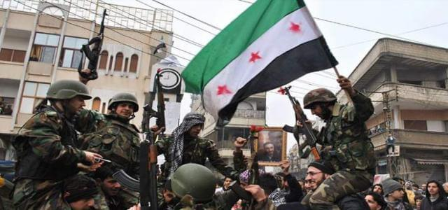 Who Will Perish First ISIS or The Moderate Syrian Opposition?