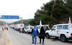 Assad May Be Controlling Food Delivered to Madaya