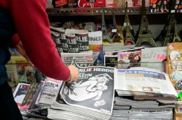 Charlie Hebdo Loses Many of Its Supporters