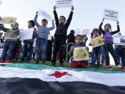 Hezbollah Terrorism Up to 40,000 civilians are starving in besieged Madaya