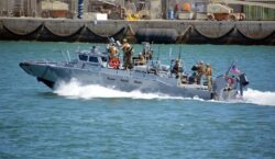 Iran seizes US Navy boats and crew