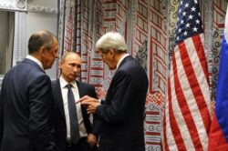 Kerry Kowtows to Saudis Then Threatens Syrian Opposition