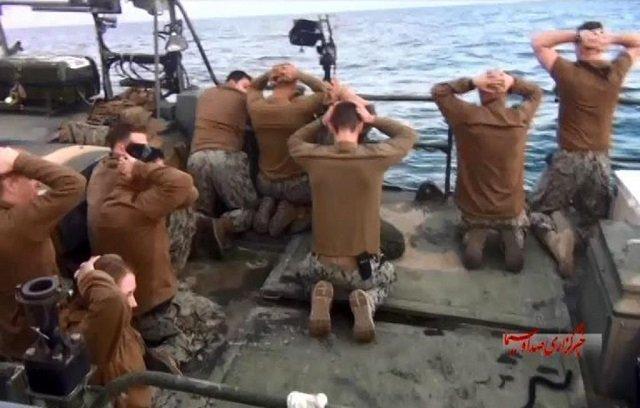 Khamenei: God delivered US sailors into our hands