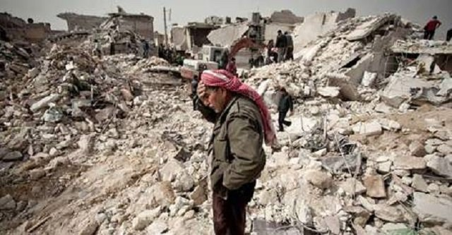 Putin Committing Crimes Against Humanity in Syria
