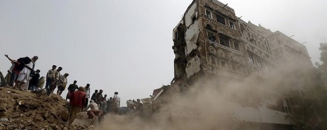 Saudi Arabia Retaliates by Bombing Iranian Embassy in Yemen