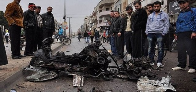 The Broken Assad Government on Display in Homs