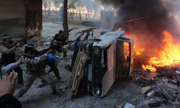 We are Syria's moderate opposition – and we're fighting on two fronts