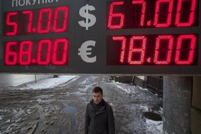 While Putin Empowers a Psychopath Dictator, Russian Economy Falters