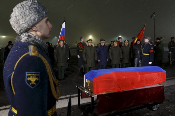 Dozens of Russian generals in Syria killed after a car bomb hits their military base