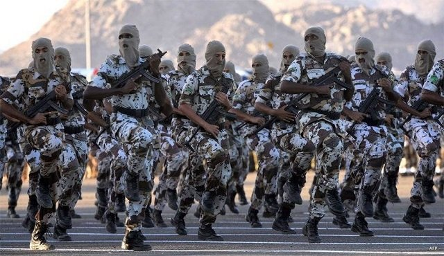 Gulf Arab Countries Committing Ground Troops to Battle Russia