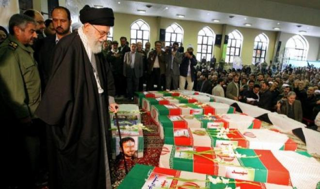 Have Iranian Military Casualties in Syria Become Domestically Unmanageable?