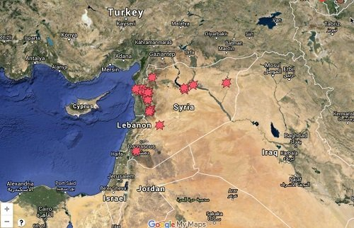 How Syria Became a Russian Weapon Testing Facility