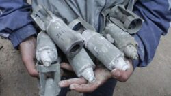 Putin Drops Cluster Bombs on Syrian Civilians