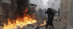 Russia Guilty of Syria War Crimes, Says Amnesty