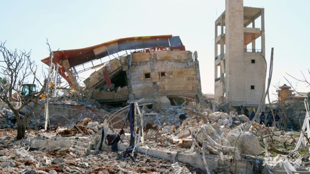 Russia May Have Bombed 60 Health Facilities in Syria