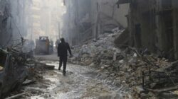 Russian Syrian Campaign Is to Commit Crimes Against Humanity, Not Defeat ISIS