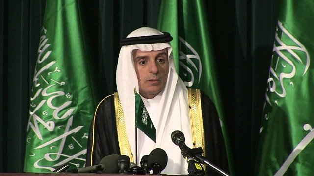 Saudi Foreign Minister Is Fast Becoming Syria's Hero