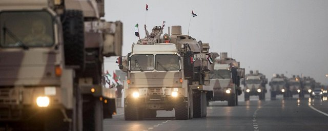 Saudis make plans to deploy ground troops in Syria
