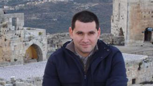 Syrian refugee's website thanks Israel