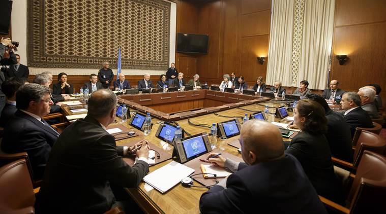 UN Sponsored Syria Peace Talks Collapse