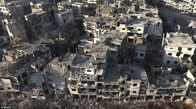 UN raises billions for Syria relief, and critics ask if it is helping Assad