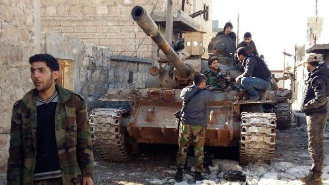 With Obama's Secret Help, Assad Encircled Aleppo