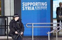 World Powers Pledge Aid to Keep Syrian Refugees Home
